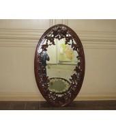 Зеркало OVAL FLEUR